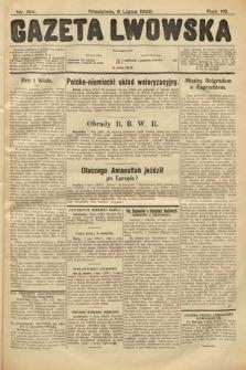 Gazeta Lwowska. 1928, nr154
