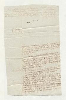 Brief von Johann C. M. Laurent an Alexander von Humboldt
