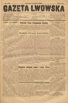 Gazeta Lwowska. 1928, nr155