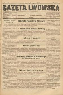 Gazeta Lwowska. 1928, nr160