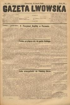 Gazeta Lwowska. 1928, nr163