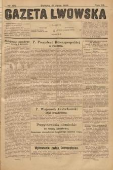 Gazeta Lwowska. 1928, nr165