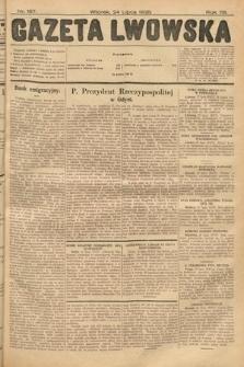 Gazeta Lwowska. 1928, nr167