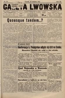 Gazeta Lwowska. 1932, nr95