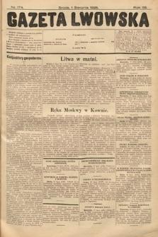 Gazeta Lwowska. 1928, nr174