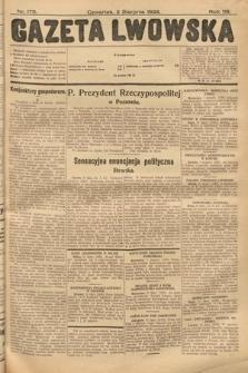 Gazeta Lwowska. 1928, nr175