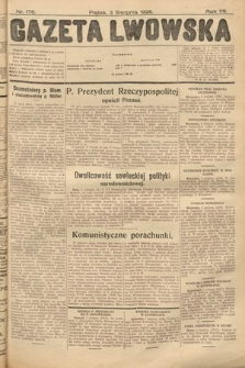 Gazeta Lwowska. 1928, nr176