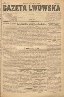 Gazeta Lwowska. 1928, nr177