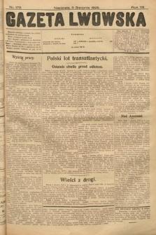 Gazeta Lwowska. 1928, nr178