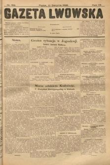 Gazeta Lwowska. 1928, nr182