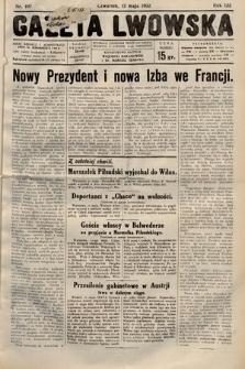 Gazeta Lwowska. 1932, nr107