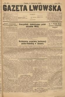 Gazeta Lwowska. 1928, nr187