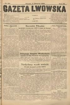 Gazeta Lwowska. 1928, nr190