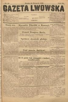 Gazeta Lwowska. 1928, nr191