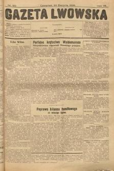 Gazeta Lwowska. 1928, nr192