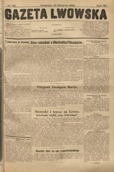 Gazeta Lwowska. 1928, nr195