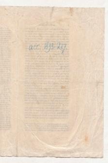 Umschlag der beiden Mappen mit den Materialien zum Examen critique (Ansetzungssachtitel von Bearbeiter/in)