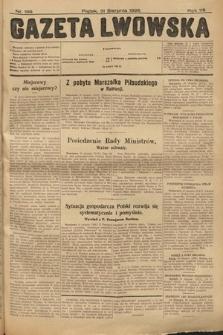 Gazeta Lwowska. 1928, nr199