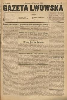 Gazeta Lwowska. 1928, nr200