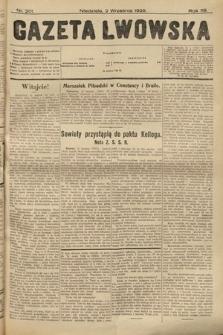 Gazeta Lwowska. 1928, nr201