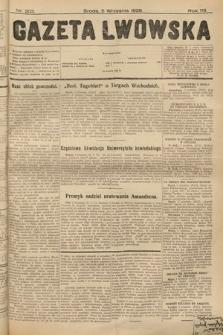 Gazeta Lwowska. 1928, nr203