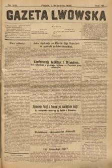 Gazeta Lwowska. 1928, nr205