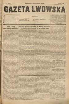 Gazeta Lwowska. 1928, nr206