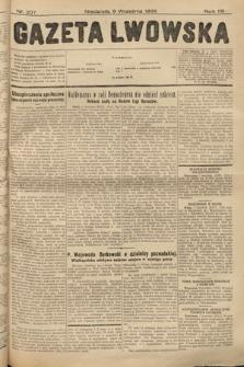 Gazeta Lwowska. 1928, nr207