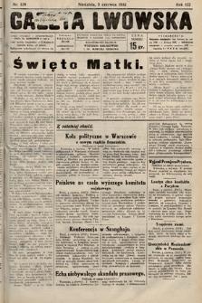Gazeta Lwowska. 1932, nr126