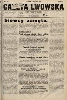 Gazeta Lwowska. 1932, nr127