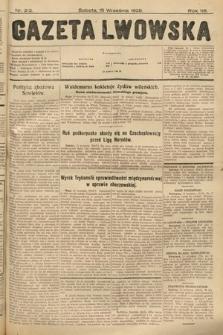 Gazeta Lwowska. 1928, nr212