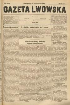 Gazeta Lwowska. 1928, nr213
