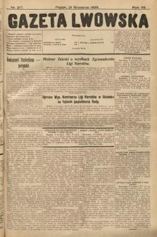 Gazeta Lwowska. 1928, nr217