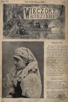 Wieczory Rodzinne. R. 7, 1886, nr12