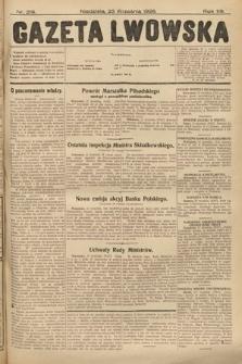 Gazeta Lwowska. 1928, nr219