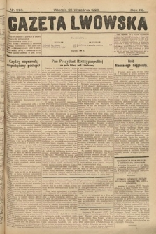 Gazeta Lwowska. 1928, nr220