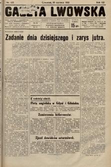 Gazeta Lwowska. 1932, nr135