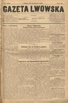 Gazeta Lwowska. 1928, nr223