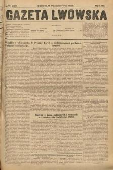 Gazeta Lwowska. 1928, nr230