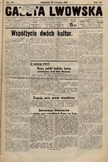 Gazeta Lwowska. 1932, nr144