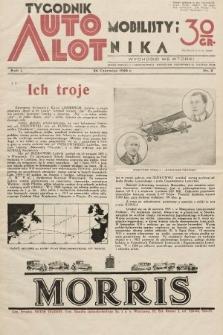 Tygodnik Automobilisty i Lotnika. 1928, nr2