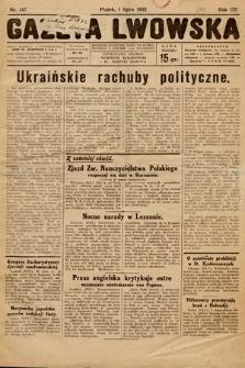 Gazeta Lwowska. 1932, nr147