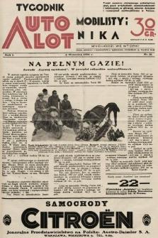 Tygodnik Automobilisty i Lotnika. 1928, nr12