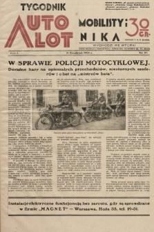 Tygodnik Automobilisty i Lotnika. 1928, nr27