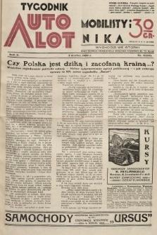 Tygodnik Automobilisty i Lotnika. 1929, nr10