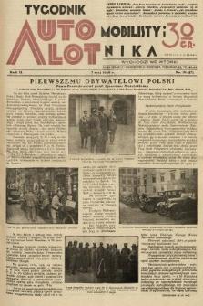 Tygodnik Automobilisty i Lotnika. 1929, nr19