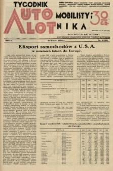 Tygodnik Automobilisty i Lotnika. 1929, nr31