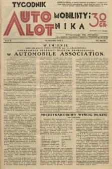 Tygodnik Automobilisty i Lotnika. 1929, nr33