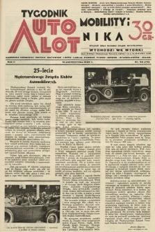 Tygodnik Automobilisty i Lotnika. 1929, nr42