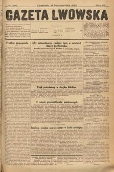 Gazeta Lwowska. 1928, nr240